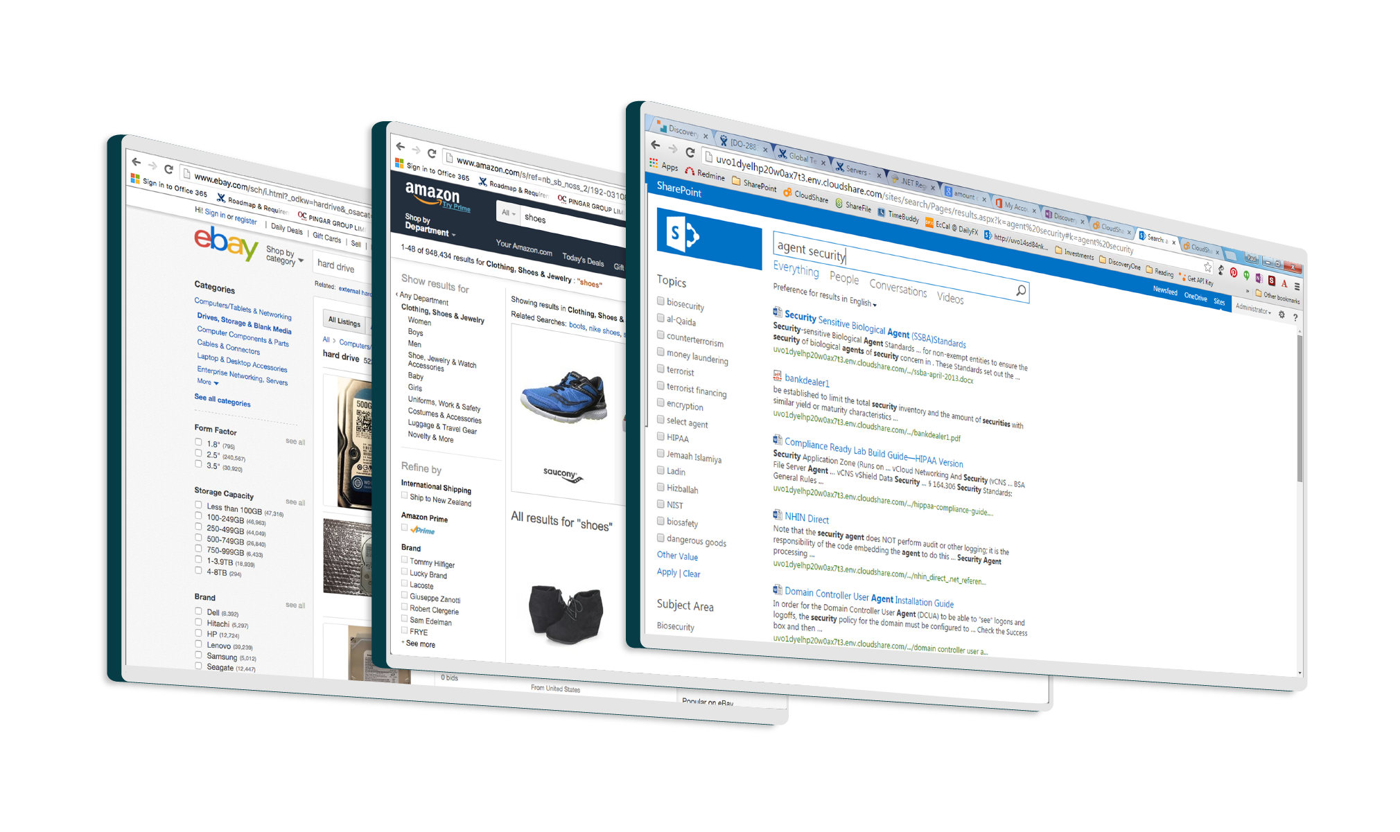 Faceted search is single most desirable feature to improve findability